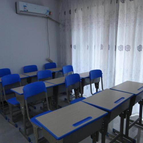 时时彩教室一角