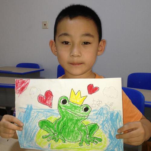 儿童画时时彩课程