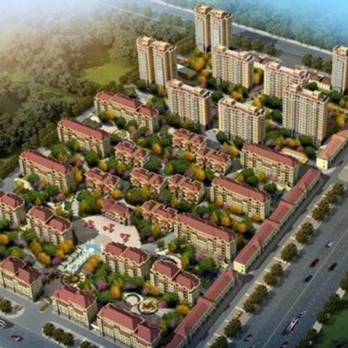 哈尔滨·中弘香树湾