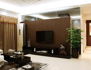 室内电视背景墙装修