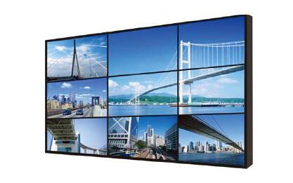 霍齐/HUOQI 46寸拼接屏LED拼缝5.5mm液晶单元HQ-XW460H(三星面板)