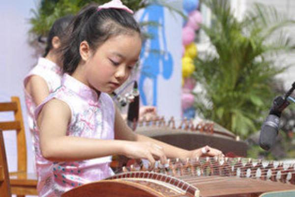 幼儿古筝教学的体会