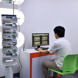 輸注監控系統 SN-M100