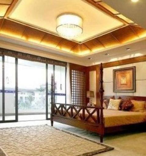 别墅装修-中式风格