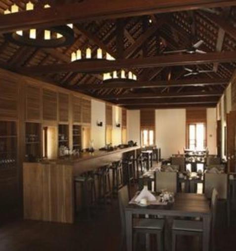 商铺装修-古风餐厅