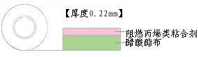 3M1554K胶带