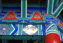 庙宇,酒店古建彩绘,特色彩绘