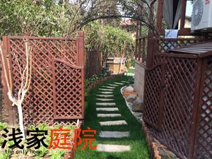 【西式现代花园】——集功能与美观与一体,孩童理想天地