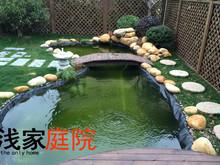 【万科清林径】——景观的绿与水景的灵花园