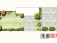 【入户花园】康沈路私家别墅庭院手记