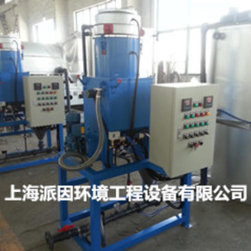 真空上料PAM制备:深圳观澜茜坑水厂
