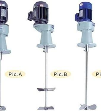 三亚液体搅拌机构造原理