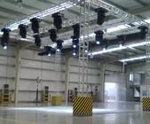 LED铸铝筒灯
