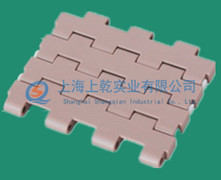 5935全宽度模制平板塑料网带(K100)