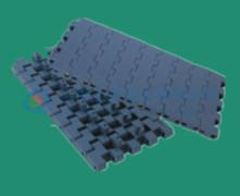 1400全宽度模制平板限位塑料网带