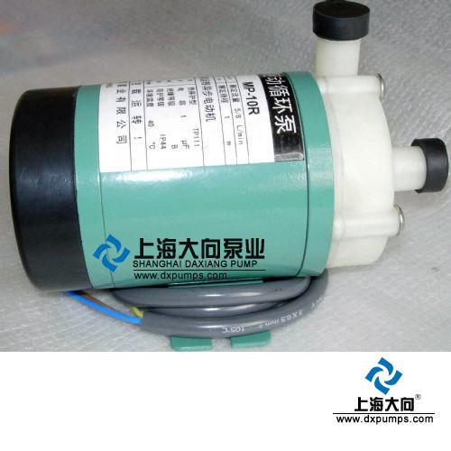 MP系列微型磁力驱动循环泵