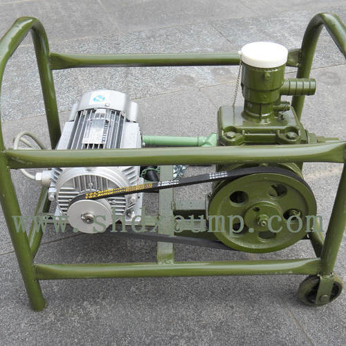 手電二用計量加油泵 (防爆)