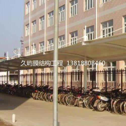 自行车棚3
