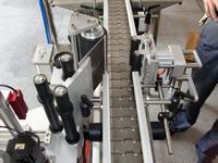 定點圓瓶貼標機 Labeling Machine