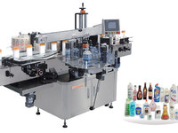 双面贴标机 Twoside Labeling Machine