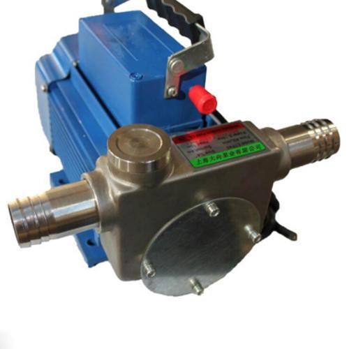 不锈钢防爆甲醇自吸油泵