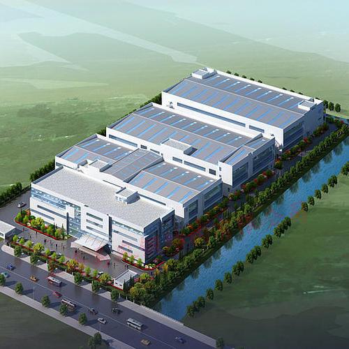 上海笔克创意产业园项目