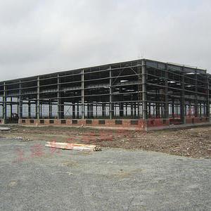 燕达(海门)重型装备制造有限公司生产基地1#车间