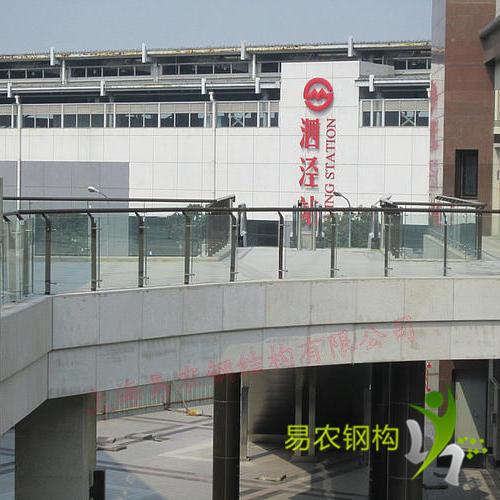 三湘股份有限公司-泗泾地铁钢结构