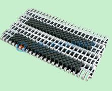 900方形防滑塑料网带