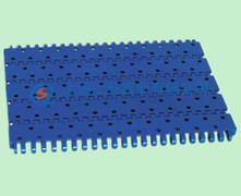 900穿孔平板塑料网带
