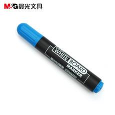 晨光文具  MG2160 单头白板笔 可擦水性笔 易擦型