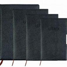 亚博yabo88下载C4621风尚系列皮面本 B5 100页记事本 商务会议本 木浆纸