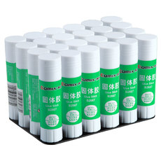 亚博yabo88下载B2667-N 升级配方PVA超粘健康固体胶 21g 环保绿色固体胶