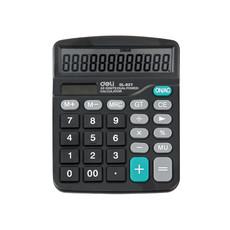 得力计算器837ES 经济型太阳能双电源计算机 热卖款 官方旗舰