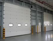 大型厂房工业提升门
