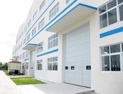 超宽大型工业垂直感应电动提升门