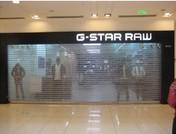大型商场透明水晶门