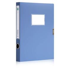 办公用品 亚博足球app下载2寸粘扣档案盒 5622 A4文件盒 背宽3.5cm档案盒
