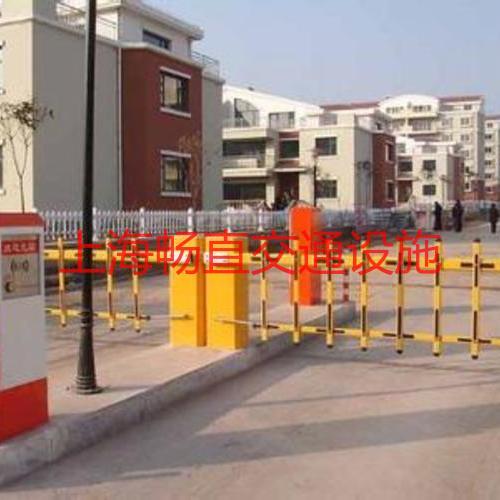 上海遥控挡车杆 大门口挡车杆 门卫车档杆 出入口挡车器