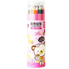 亚博足球app下载7015彩色铅笔36色彩色铅笔绘画铅笔带卷笔刀画笔