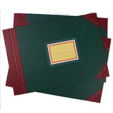 强林2902-16 A4彩色 账皮 账夹 封面