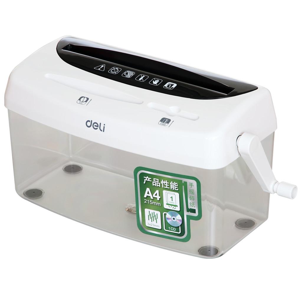 亚博足球app下载碎纸机9935 手摇式手动碎纸机 个人迷你家用 可碎信用卡光盘