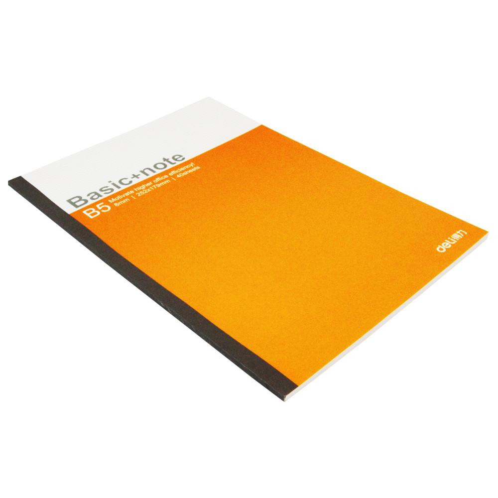 亚博足球app下载7656无线本装订本 商务软抄本笔记本 250*176MM B5 40页 单本