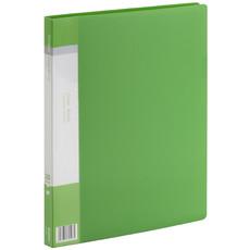 Comix/亚博yabo88下载 VF20AK 欢颜系列资料册/文件册/文件夹/ A4 20袋 绿色