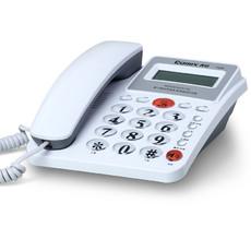 亚博yabo88下载 T100 多功能家用带显示频电话机固定电话 座机 电话机