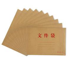 亚博yabo88下载 AP-120 牛皮纸文件袋资料档案袋 A4 30mm横式