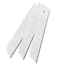 亚博yabo88下载 B2851 优质SK5精钢裁纸剪纸美工刀片 9x0.4mm 10片装