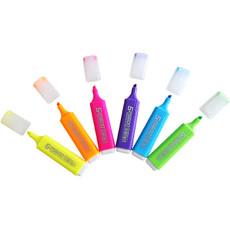 亚博yabo88下载 HP908 文具持久醒目荧光笔彩色记号笔标记笔