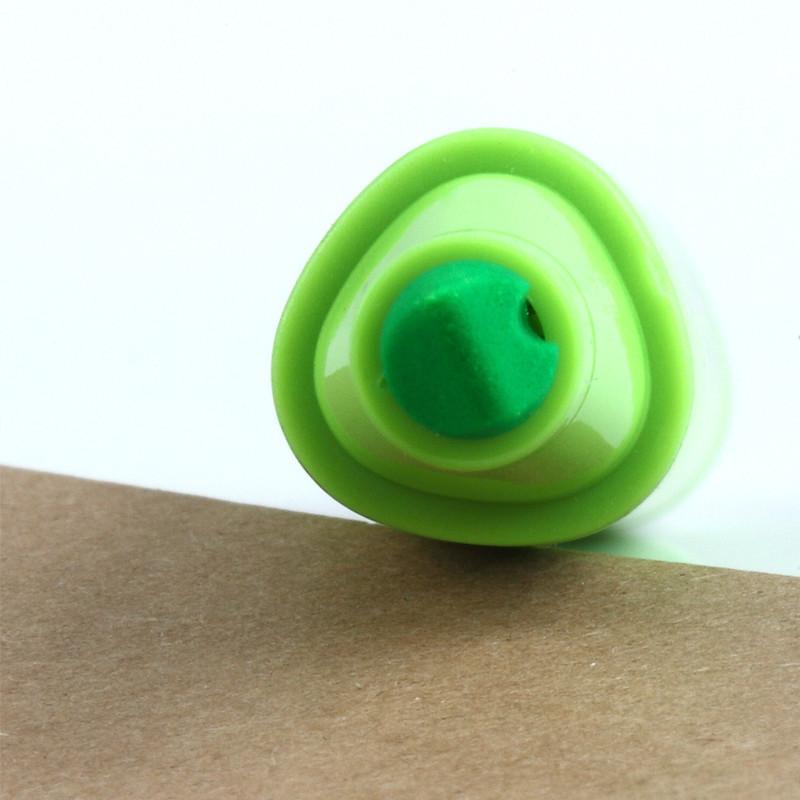 亚博yabo88下载K9036 办公用品 彩色记号笔 标记笔 绿紫粉橙黄蓝荧光笔