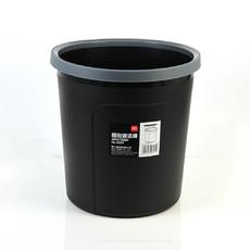 亚博足球app下载9555圆形塑料垃圾桶 家用客厅办公室无盖大号废纸篓垃圾篓